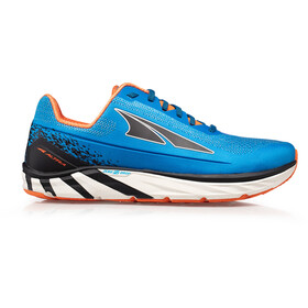 Altra Torin 4 Plush Running Shoes Men blue/orange